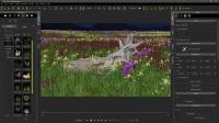视频速报:iClone 7 Your First Scene - Landscape & Lights [720p]-www.nbitc.com,慧之家