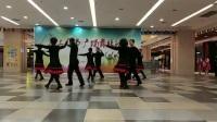 桑巴集体舞
