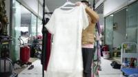 精品女装批发服装批发女士时尚夏款仿真丝大版衫20件起批,可挑款零售混批