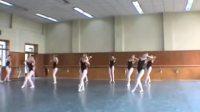 北京舞蹈学院女班基训