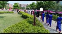 曲江区旗袍展示活动