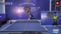 马骁阳 玩乒乓40+必须会反拉--转 乒乓生活