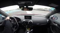 无锡SSC汽车性能改装 奥迪S3 天马上赛道第一视角