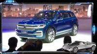 大众T-PrimeGTE即将上市!5米超长车身,GTE油耗仅2.7L!