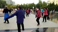 藏族锅庄舞视频(143)西宁经济开发区广场4