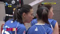 2017-2018女排超级联赛决赛第三场天津对上海