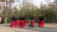 紫竹院相约紫竹广场舞---86-美丽的香格里拉