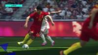 巴打Brother 实况足球2018解说 足球友谊赛 中国U21选拔队vs塔吉克斯坦