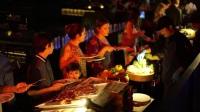 曼谷沙通安纳塔拉酒店 - ZOOM Sky Bar美食狂欢夜