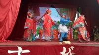 南阳老越调【四哭殿】一邓州市越调剧团风度翩翩摄于柳河乡开发区