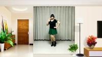莲芳姐广场舞《最真的梦》水兵舞、16步
