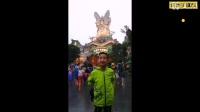 (17)海南三亚游览市貌2018年2月8日9分23秒下雨休息)