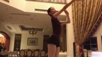 舞蹈(绒花)