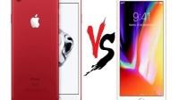 iPhone7Plus和iPhone8Plus规格和价格的差异