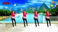 广场舞《 印度最新藏歌 》背面