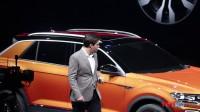 在现场:新途锐领衔 大众在华开启SUV年