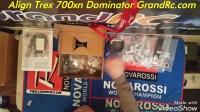 Align Trex 700xn unboxing GrandRc.com -Aaron Smith
