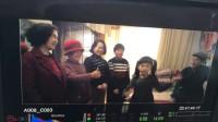 紫玥拍摄电影«恋恋不舍»剧情花絮
