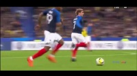 友谊赛-吉鲁破门法尔考建功 法国连丢三球2-3哥伦比亚