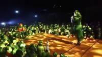 霍州市三教乡安乐村歌舞晚会(2)