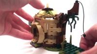 乐高LEGO75208 星球大战系列 尤达的小屋 Star Wars