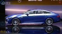 2019年奔驰AMG GT 4门轿跑车VS 2019宝马M8 Gran Cou
