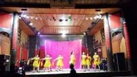 20180321赴三江南寨演出音舞快板《我们社区美如画》