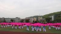 广丰区酷妈舞蹈队开场舞(油茶花)