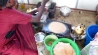苏丹女孩烙饼