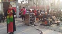 花维演唱杨延辉……胡国顺!王众甫!向红祥!贾老师和几位老师伴奏。