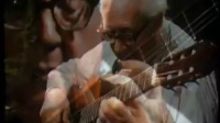 西班牙吉他大师塞戈维亚 演奏巴赫吉他改编曲第一集
