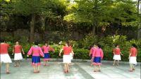 艾尚香香姐妹广场舞2018最新舞 双人对跳《嗨出你的爱》香香姐妹正面演示嗨出你的爱