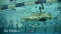 水下海豚腿教学 第一步