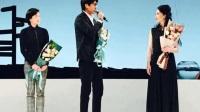 靳东获奖表白妻子,致谢现绅士腿,回归话剧圈,李佳助威甜蜜发糖