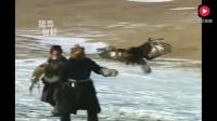 蒙古人用野狼训练金雕,原来凶猛猎鹰是这样训练出来的