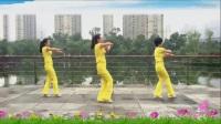 广场舞16步分解动作佳木斯快乐舞步有氧健身操