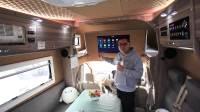 星野带你看房车-戈士达大通C型房车(2018年北京车展)