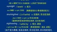 抗遗忘英语单词速记初级版CD2【记忆力博客网盘】