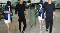 杨幂正式公布喜讯已怀上二胎,预产期11月,刘恺威机场随身陪同