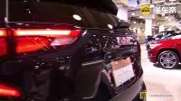 狂野的硬汉 - 2018GMC地形黑版大越野车 让越野更加自在畅爽!