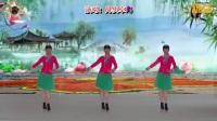 陪你一起看草原 改编 阳光美梅广场舞 64步_广场舞视频教学