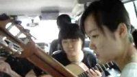 Wang Yameng & Su Meng Practice