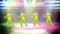 太湖彬彬广场舞《大家一起来》原创大众健身舞附分解