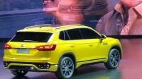 途锐小弟,将是一汽大众的首个爆款SUV车型,全新大众TAYRON来袭