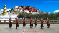 广州羊城广场舞《格萨尔》编舞:杨艺.格格