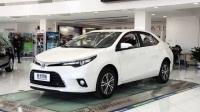 广汽丰田雷凌新增车型上市售12.98万元