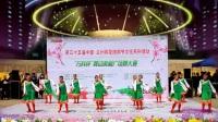 兰州蝶恋舞蹈队:藏族舞-《雪山姑娘团队变队形版》
