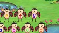 ABC 歌曲 |兒童 ABC 歌曲-13 字母歌曲
