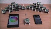 ASIX AXB03x BLE Mesh Networking Lighting Control Demonstration