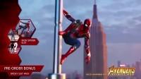"""【TGBUS】《蜘蛛侠》第二套预购奖励造型""""钢铁蜘蛛侠"""""""